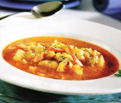 Foto de Sopa de pescado