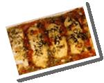 Foto de Bacalao con pil-pil de cebolla y pimiento