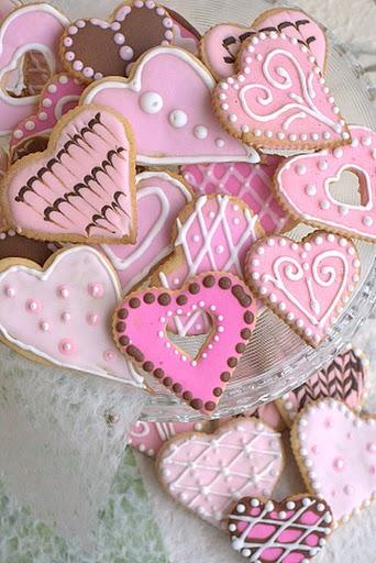 Foto de Galletas de San Valentín