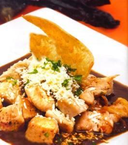 Foto de Pollo en salsa