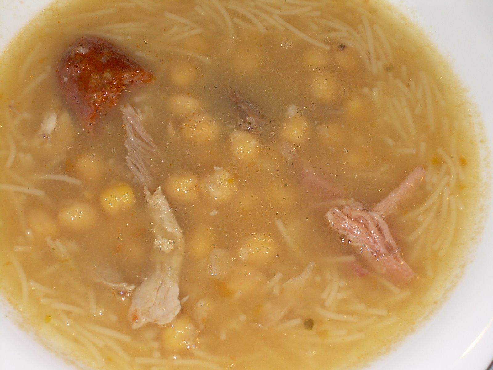 Foto de Sopa de cocido
